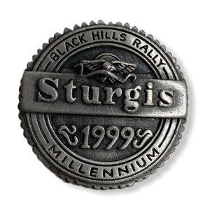 Sturgis 1999 BLACK HILLS RALLY MILLENNIUM PIN